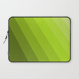 Green Gradient to Light Laptop Sleeve