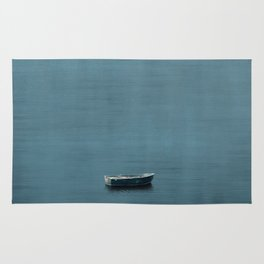 ... AND THE SEA Rug