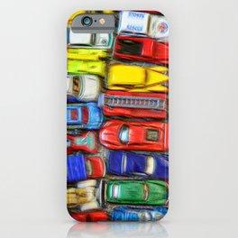 Flea Market Heroes II iPhone Case