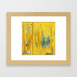 Mouse Trap Framed Art Print