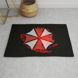 Umbrella Corporation Rug