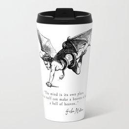 Heaven and Hell Travel Mug
