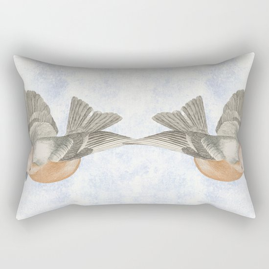 Twitter Rectangular Pillow