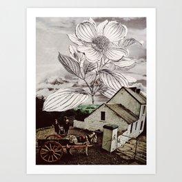 regrow Art Print