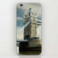 Tower Bridge iPhone & iPod Skin