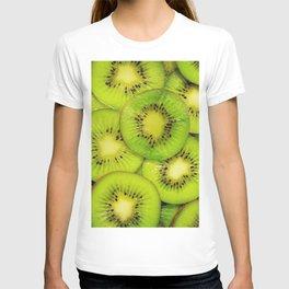 Green kiwis T-shirt