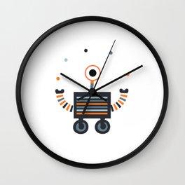juggler robot Wall Clock