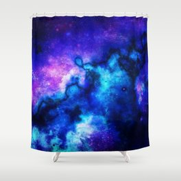 λ Heka Shower Curtain