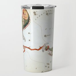 Sidney Hall - Urania's Mirror (1824) - Pisces Travel Mug