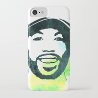 randy c iPhone & iPod Cases featuring C' by bpmm