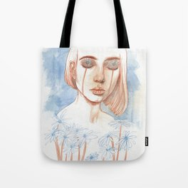 Tuned in Nature Tote Bag