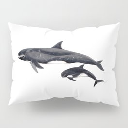 Pygmy killer whale Pillow Sham