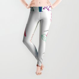GeometricallyOrganic Leggings