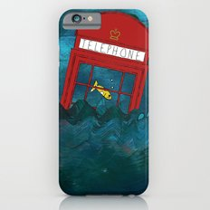 LOST AT SEA iPhone 6s Slim Case