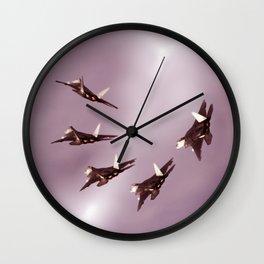 f35 Wall Clock