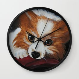 Gloria's Gift Wall Clock