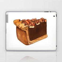 Pecan Pie Slice Laptop & iPad Skin