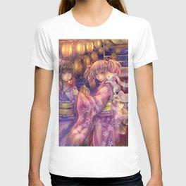 Puella Magi Madoka Magica T-shirt