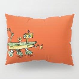 Curiosity, the rover Pillow Sham