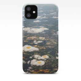Eggy Clouds - Sunny side up iPhone Case