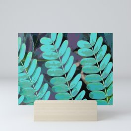 Young Leaves Mini Art Print