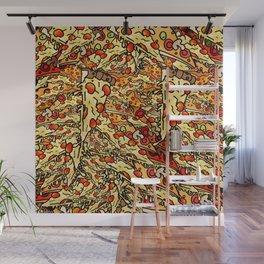 Pizza Mountain Wall Mural