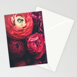 FLORAL WINTER Stationery Cards