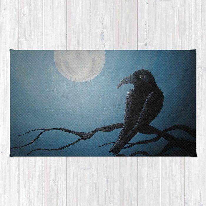 Bluemoon Raven's Dream Rug