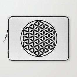 Pure Energy The Flower of Life Laptop Sleeve