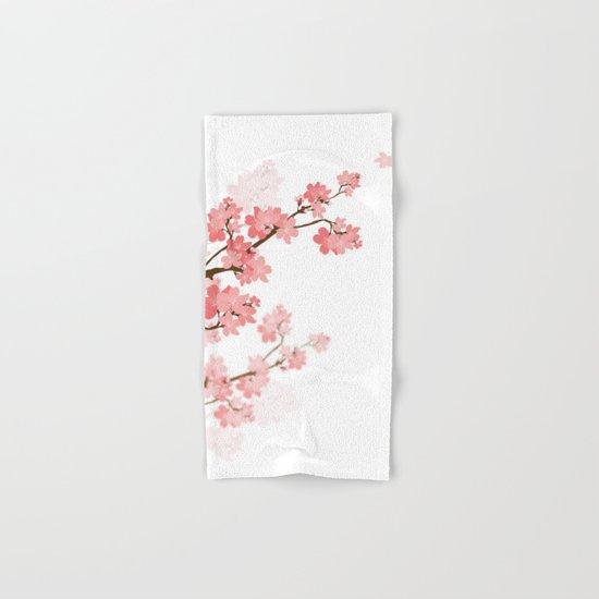 Cherry Hand & Bath Towel