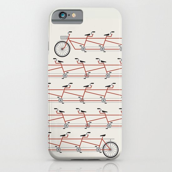 Stretched Out Tandem iPhone & iPod Case