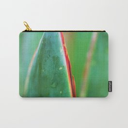 Agave Leaf Carry-All Pouch