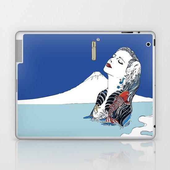 Onsen Laptop & iPad Skin