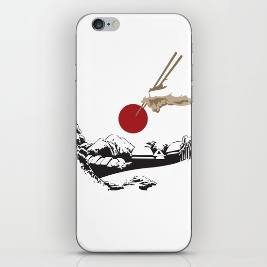 A delicious harvest moon iPhone Skin