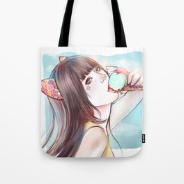 Hanyoko 3*GirlsCollection* Tote Bag