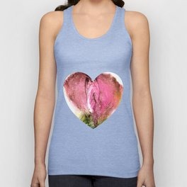 Ceren's Heart Shaped Box Unisex Tank Top