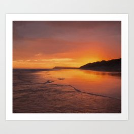 Early Sunrise Art Print