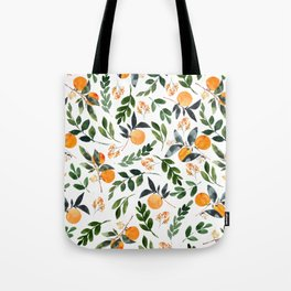 Orange Grove Tote Bag
