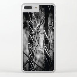 Twisted & Tangled Clear iPhone Case