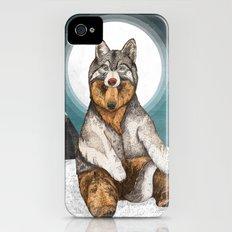 Wear Wolf iPhone (4, 4s) Slim Case