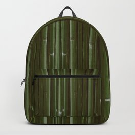 Bambus patern texture abstract Backpack