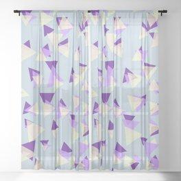TRI CYCLE 3 Sheer Curtain