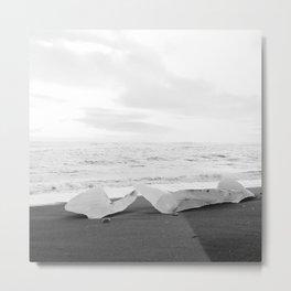 Iceberg Metal Print