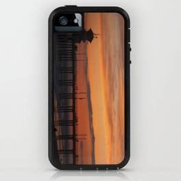 Huntington Beach Sunset iPhone Case