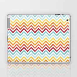 Rainbow Chevron #2 Laptop & iPad Skin