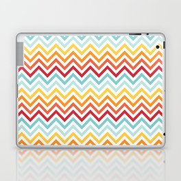 Rainbow Chevron #2 Laptop & iPad Skin