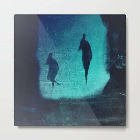 pain escape Metal Print