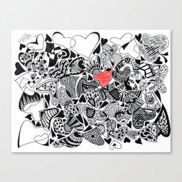 Hidden in Plain Sight Canvas Print