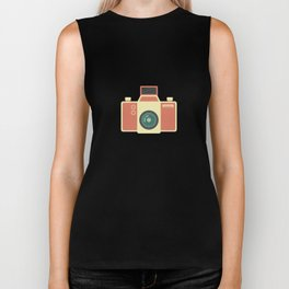Life is too short... So shoot quickly ! Biker Tank
