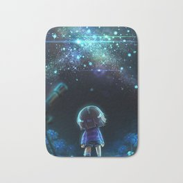 Starry (Night) Undertale Bath Mat